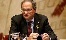 Torra reclama «unidad» para superar la crisis en el independentismo