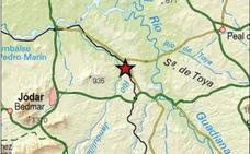 Registrado un terremoto de magnitud 2,8 con epicentro al nordeste de Jódar