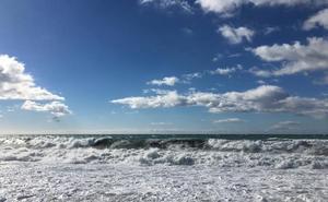 Alerta por fuertes vientos y fenómenos costeros en la Costa