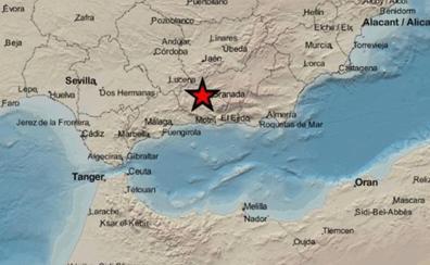 Un terremoto de 2.5 grados en Fuente Vaqueros se siente en varias localidades de Granada