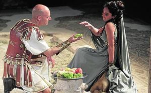 'Poncio Pilato', el próximo sábado en la Sala Templada de los Baños Árabes