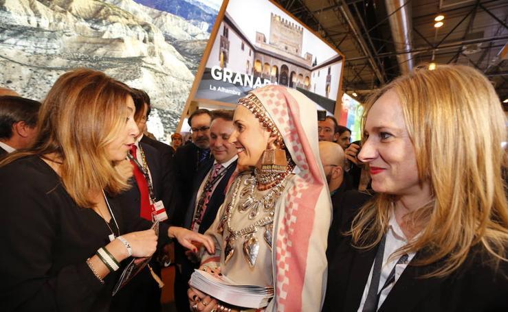 Granada se despliega en Fitur