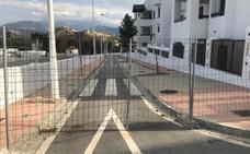 El PP de Salobreña pide al gobierno que hable con una promotora para abrir unas calles