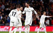 El Madrid le pilla el gusto a la Copa