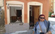 IU denuncia el estado «deplorable» en que se encuentra el Barrio Alto