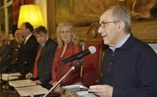 El catedrático de la UGR Miguel Ángel Losada, Doctor Honoris Causa por la Universidad de Córdoba