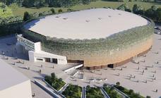 Cinco empresas optan a la construcción del Palacio de Deportes Olivo Arena