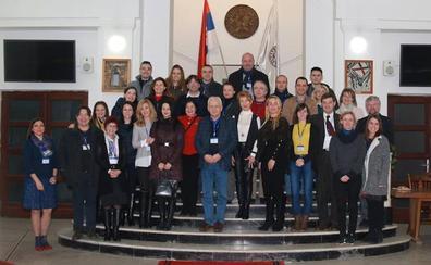 La UGR participa en la reunión de lanzamiento del proyecto Erasmus+ TeComp celebrada en Serbia