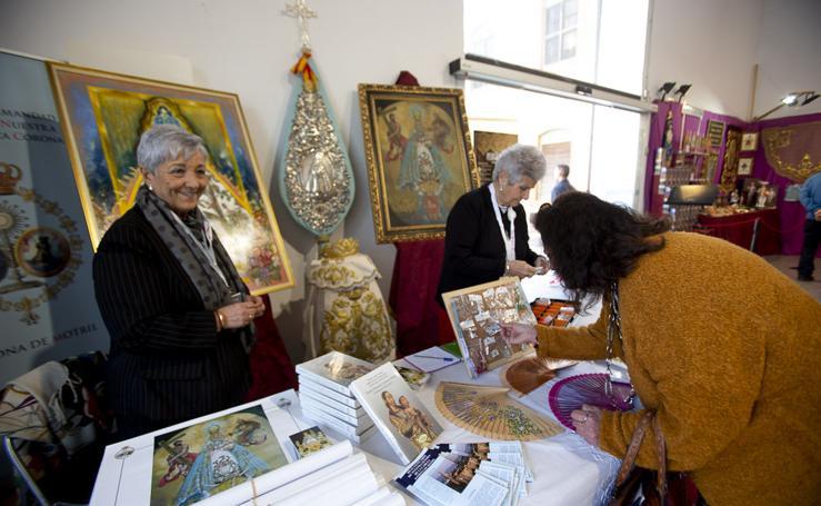 Una feria de arte de Semana Santa convierte a Motril en el epicentro andaluz del mundo cofrade