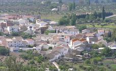 La Diputación acondicionará la totalidad de la carretera de acceso a la población de Arbuniel desde la A-44