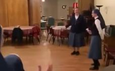 El baile de las monjas a ritmo de Queen que sorprende al mundo
