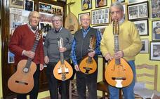 El grupo de pulso y púa Laudes del Albaicín cumple 60 años