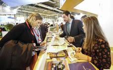 Granada multiplica sus acciones de promoción en los últimos días de Fitur