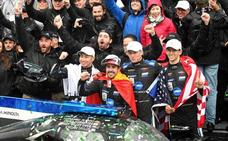 Alonso, la leyenda que conquistó las 24 horas de Daytona