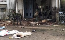 Decenas de muertos en un atentado en Filipinas