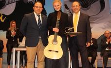 La joven guitarrista alemana Julia Trintschuk gana el certamen internacional de guitarra 'Andrés Segovia' de La Herradura