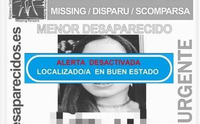 Localizada la niña de 13 años desaparecida desde el sábado en Granada
