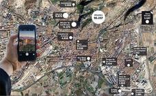 Granada, a través de más de un millón de publicaciones de Instagram