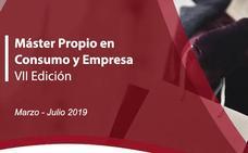 Máster Propio en Consumo y Empresa, un programa de especialización con salidas profesionales muy demandadas