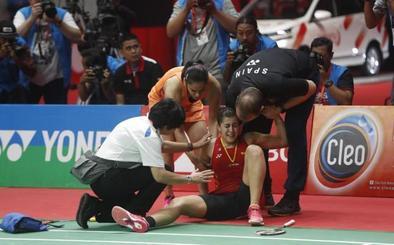 Otros deportistas que sirven de ejemplo a Carolina Marín