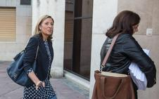 La defensa de Nieto ve nulo el informe la UDEF sobre sus correos privados, que han alcanzado la condición de «cotilleo»