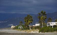 La Costa de Granada, en alerta amarilla por fenómenos costeros