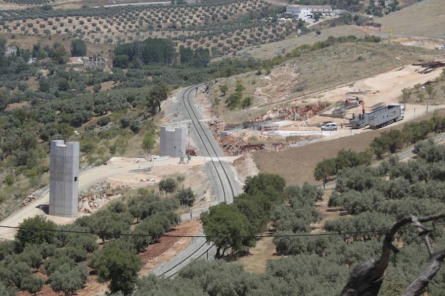 Las obras en la variante de Loja para evitar el túnel de San Francisco arrancarán en octubre