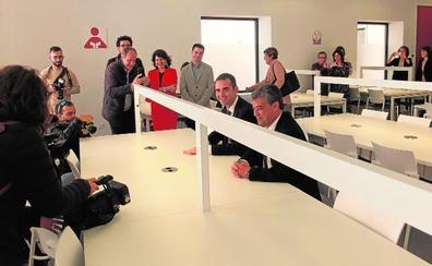 Abren las dos salas de estudio 24 horas de la nueva biblioteca José María Artero