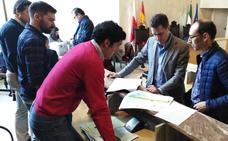 El Ayuntamiento de Almería entrega a Adif los suelos necesarios para las obras del tramo del AVE Río Andarax-El Puche