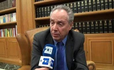 Carlos Alejaldre, en 'Diálogos con la Sociedad'