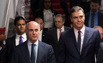 Sánchez da ya por hecho ante la oposición venezolana que será Guaidó quien «conduzca el proceso de elecciones»