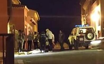 Varios vecinos agreden a un presunto ladrón en Güevéjar cuando intentaba huir