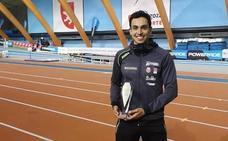 Arián Téllez gana en el Trofeo Ibercaja Ciudad de Zaragoza
