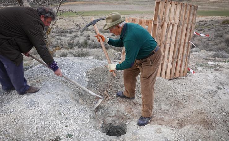 Dos niños encuentran un pozo como el de Julen en Granada