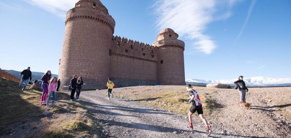 Arturo Gutiérrez y Lourdes Heredia se imponen en el Castillo Trail La Calahorra