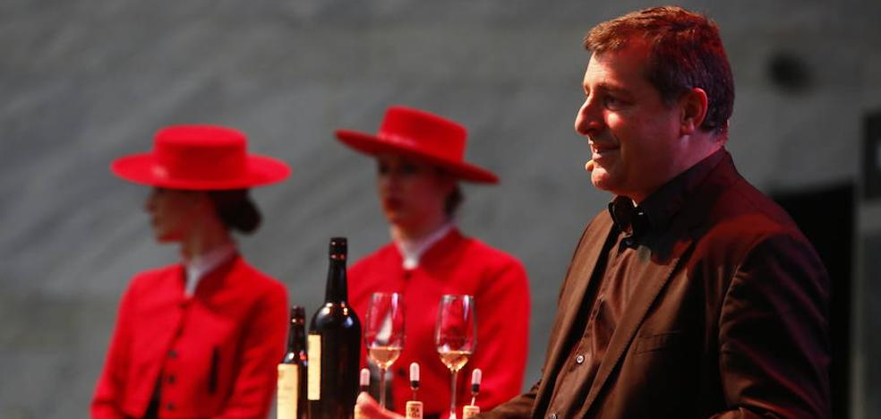 Lo que el flamenco le contó al vino de Jerez