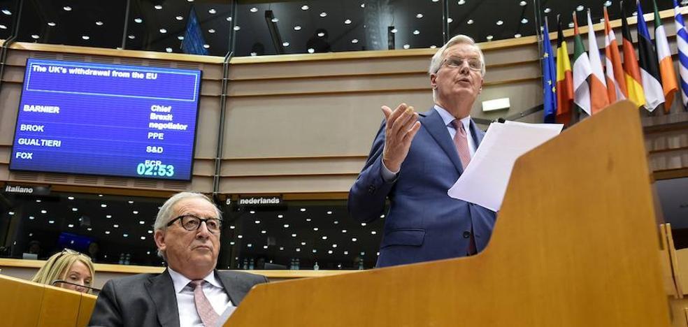 La UE exhibe firmeza ante las exigencias de Reino Unido