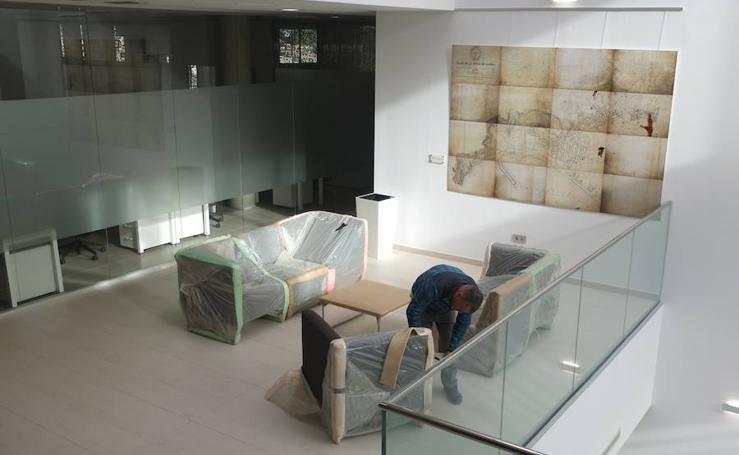 Así es la nueva Gerencia de Urbanismo de Almería