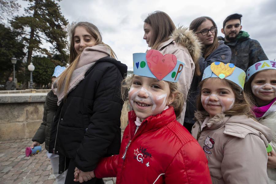 Granada celebra el 'Día de la Paz'