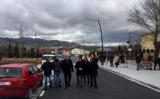 Arreglo integral del principal tramo urbano de acceso a Pozo Alcón