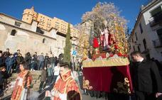 Cortes de tráfico debido a la procesión de San Cecilio en Granada
