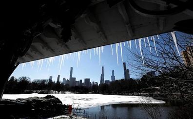 Un giro de 45 grados descongelará EE UU