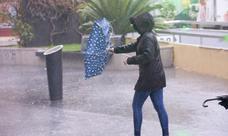 La borrasca Helena llega a Granada y provincia: avisos por nieve, vientos y fenómenos costeros