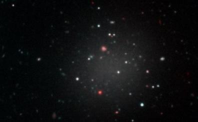 La candente discusión sobre las galaxias sin materia oscura