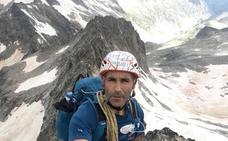 El montañero español accidentado en Argentina volverá a España en las próximas semanas