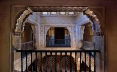 La Alhambra abre de forma excepcional la planta superior del Baño Real