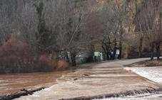 'Helena' deja cortes de luz y de carreteras, ríos desbordados y multitud de incidencias