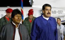 Évole entrevista a Maduro en Caracas