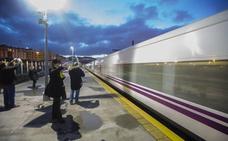 El tráfico ferroviario de larga distancia de Granada se incrementó un 9,8% en 2018