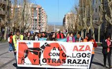 Jaén dice 'no' al sufrimiento de animales derivado de la caza